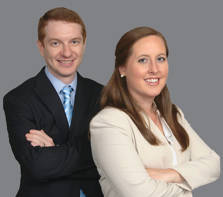 Brian Palumbo and Elizabeth Bertrand, attorneys practicing real estate, business, elder law, probate, guardianship, wills and trusts, real estate at Palumbo & Bertrand, P.A.