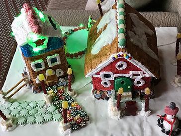 Edna's Winter Village
