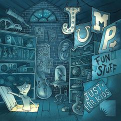 Ann Arbor District Library JUMP Cover