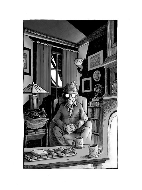 'Grandpa Hudson's Parlor'