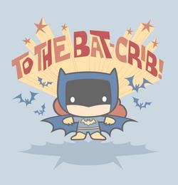 DC Chibi for WARNER BROS.