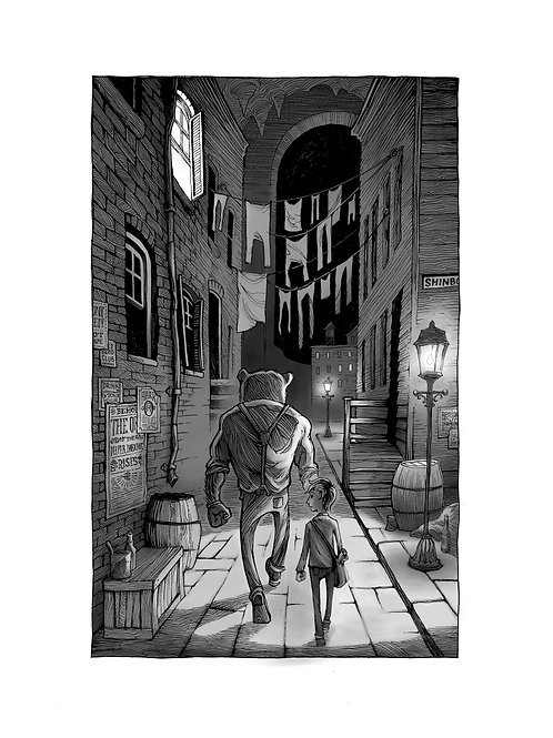 'Shinbone Alley'