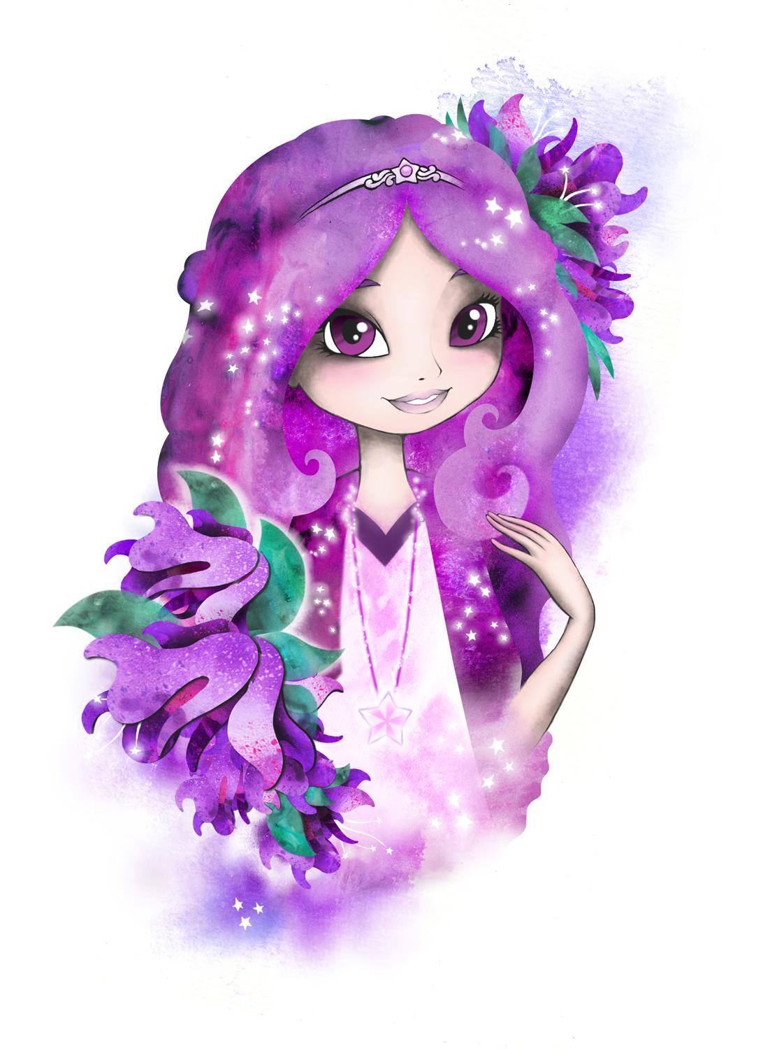Sage - Star Darlings - Disney