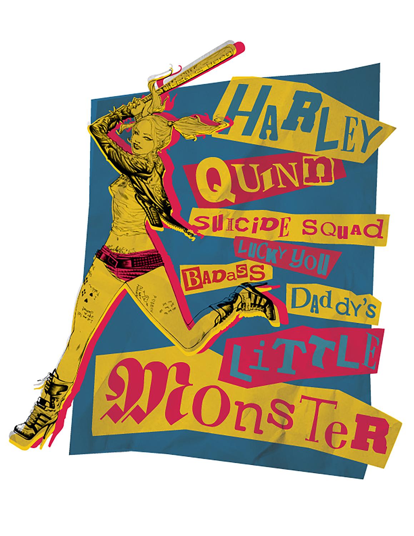 HARLEY QUINN - WARNER BROTHERS