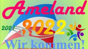 Ameland 2022 - der Termin steht fest!