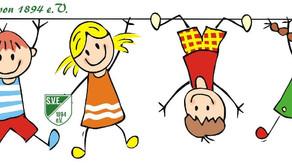 Ein Plus - die Kinderturnabteilung