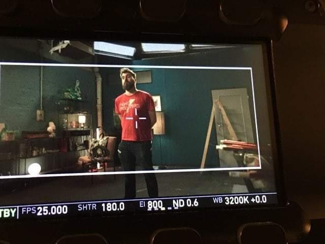 lighting a scene