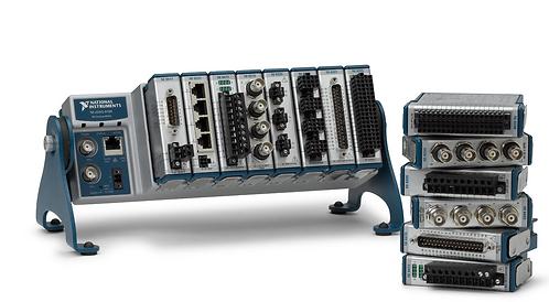 Chasis CompactDAQ Ethernet de 8 ranuras