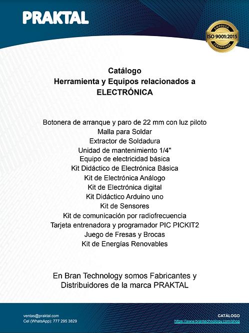 Electrónica PRAKTAL - Herramienta y Equipos