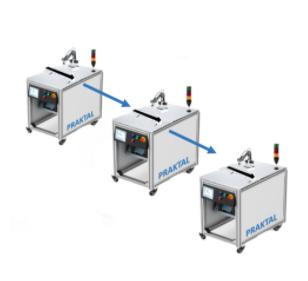 Sistema para industria 4.0 inteligente