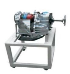 Prototipo de transmisión (CVT)