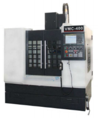 Centro de Maquinado Vertical CNC