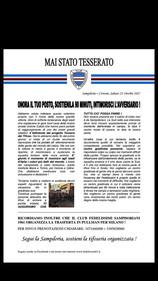 Sampdoria - Crotone 21/10/2017