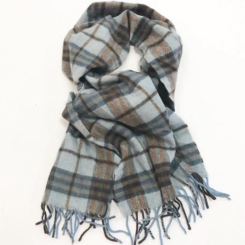 05e477742a67 ... canada burberry london blue nova check cashmere scarf 0cd2e 6d00e