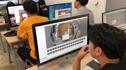 디지털경관설계기법