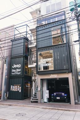 Iron House Tetsuya 横濱元町展示場