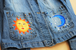 Moon and Sun (front)