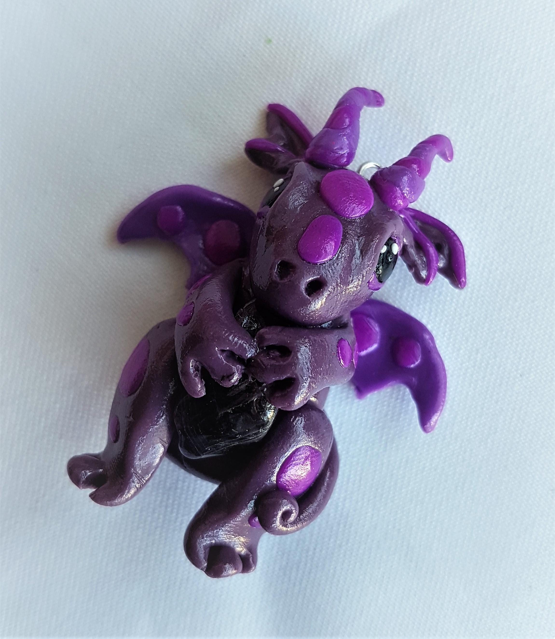 Fimo Dragons