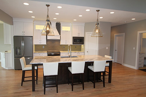 Kitchen Remodel Johnston Iowa & Compelling Homes | Kitchen Remodeling Des Moines azcodes.com