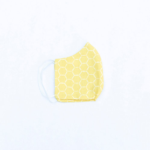 FACE MASK | HONEY COMB