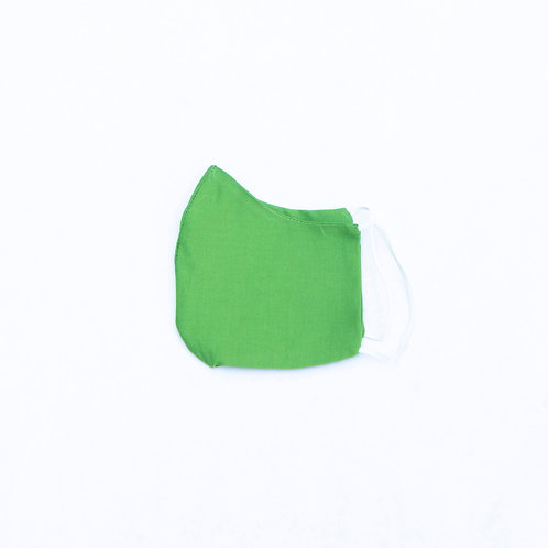 FACE MASK   LIME GREEN