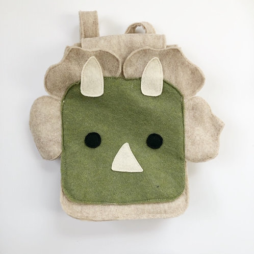 Backpack | Triceratops