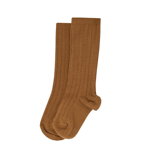KNEE HIGHS ⎜TOFFEE