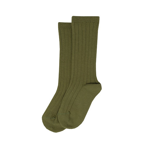 KNEE HIGHS ⎜EVERGREEN