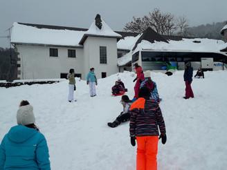 """Classe de neige des CM2 : """"l'or blanc"""" a ravi les enfants"""