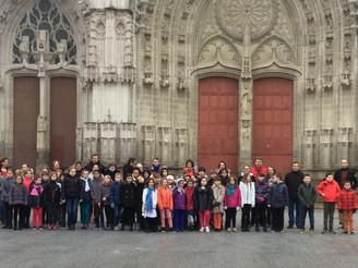 Temps fort à la Cathédrale de Nantes 2016 - Jubilé de la Miséricorde