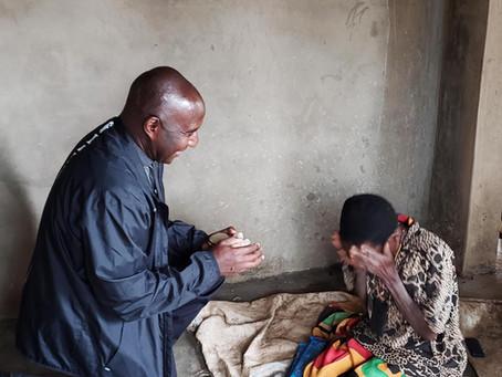In the Spotlight:Father Max, Uganda