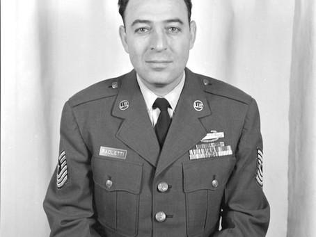 Hero Spotlight: Senior Master Sergeant John James Paoletti