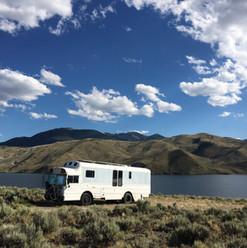 Boondocking in Idaho