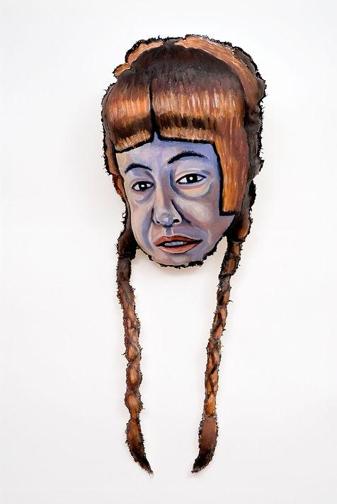 Self-Portrait With Mary Hartman's Hair.j