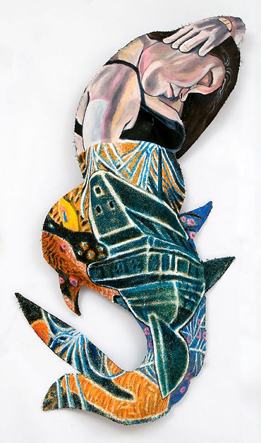Self-Portrait as Midlife Mermaid #2.jpg