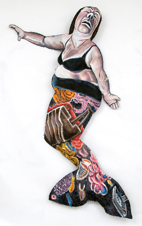Self-Portrait as Midlife Mermaid #4.jpg