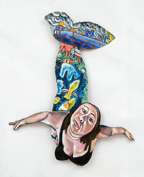 Self-Portrait as Midlife Mermaid #3.jpg