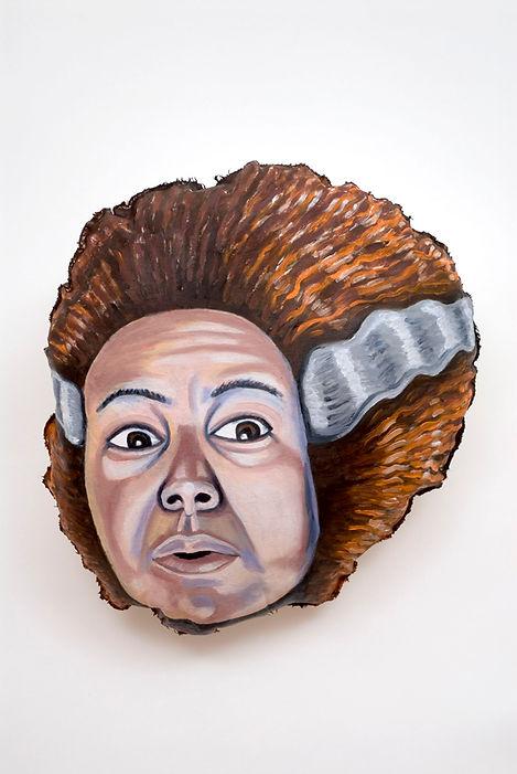 Self-Portrait With Bride of Frankenstein