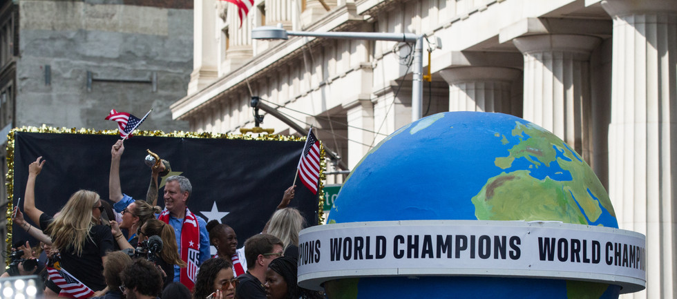 World Champions - 2019