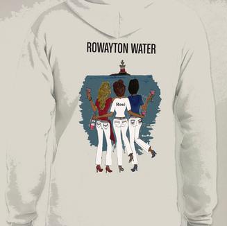 Rowayton Water - Rose - Sweatshirt