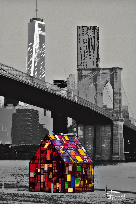 LowerManhattan - Brooklyn Bridge