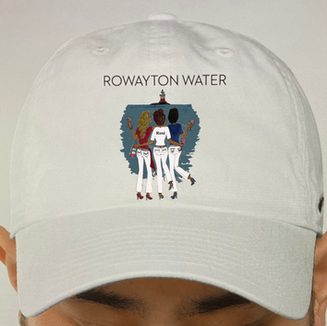 Rowayton Water - Rose - Hat