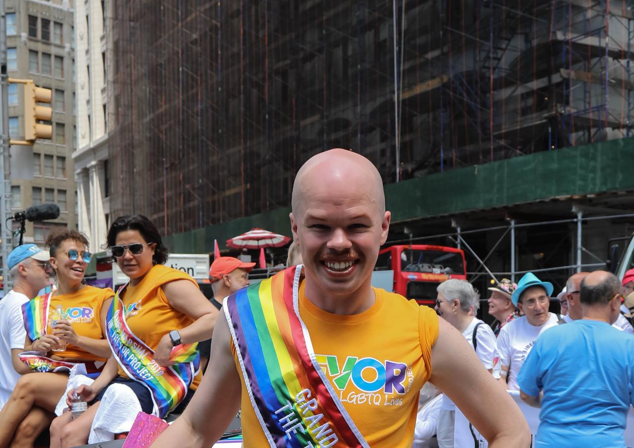 World Pride June 2019 NYC