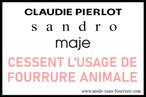 Sandro, Maje et Claudie Pierlot s'engagent !