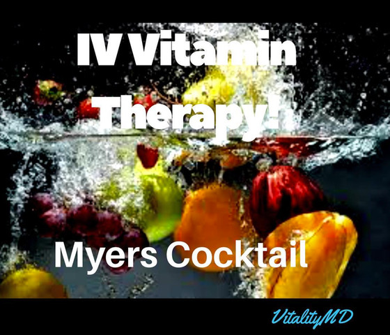 How Does IV Vitamin Therapy Help with Cold and Flu?