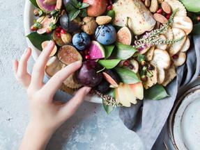 8 Claves de una alimentación saludable y llena de vida.