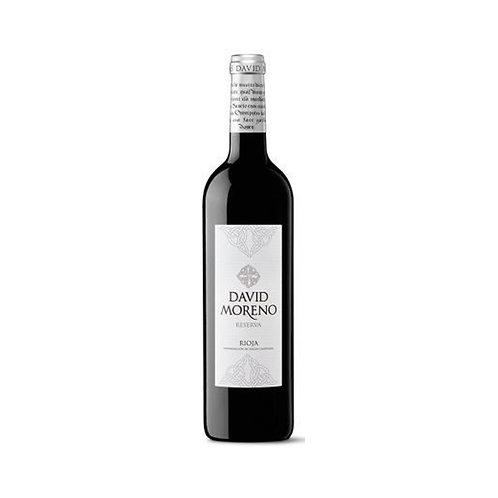 Bodegas David Moreno - Rioja Crianza reserva DOCA