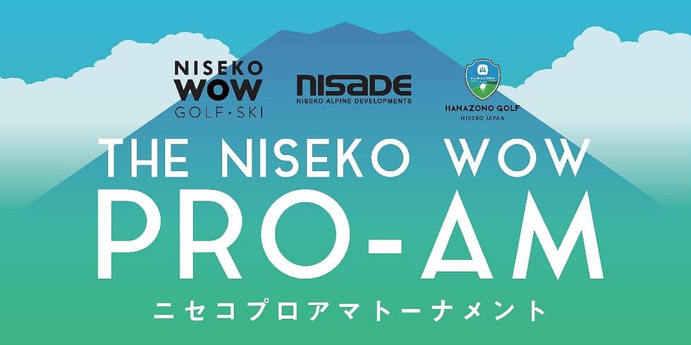 The Niseko Wow Pro-Am 2018