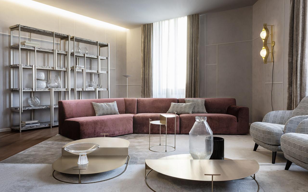 Casamilano Wohnzimmer Couch