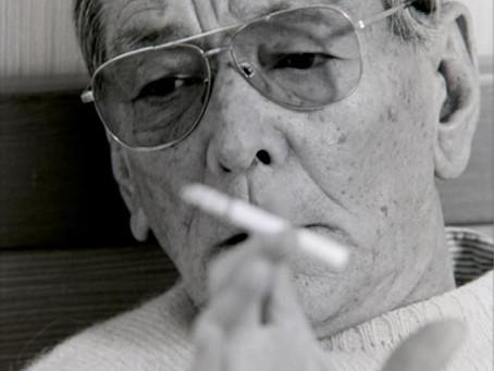 山田愼二写真展「詩人・田村隆一」2021年9月22日ー10月末まで ジュンク堂池袋本店3階